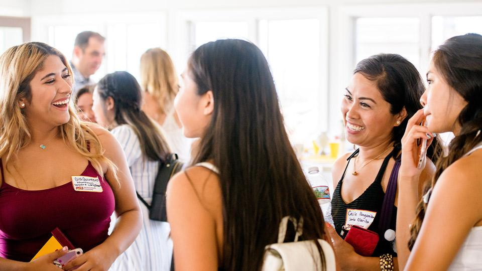 Mentorship and networking.